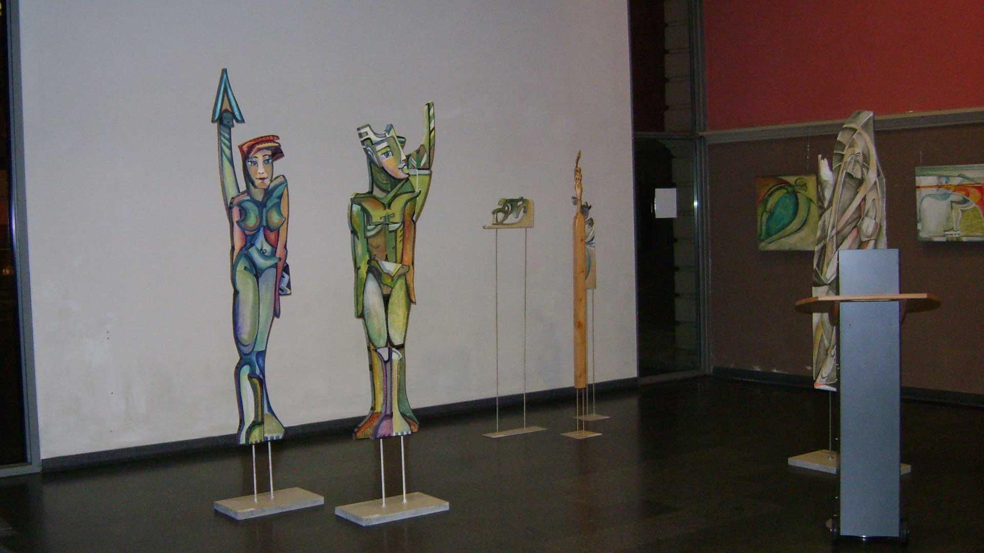 Ausstellung Sparkasse Eisenach